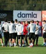 Beşiktaş, Galatasaray maçına hazır
