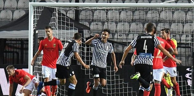PAOK 2-1 Benfica | MAÇ SONUCU