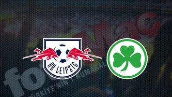 RB Leipzig - Greuther Fürth maçı saat kaçta? Hangi kanalda?