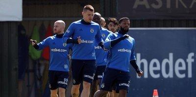 F.Bahçe, Türkiye Kupası'na konsantre