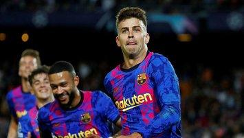 Barcelona 3 puanı tek golle kaptı!