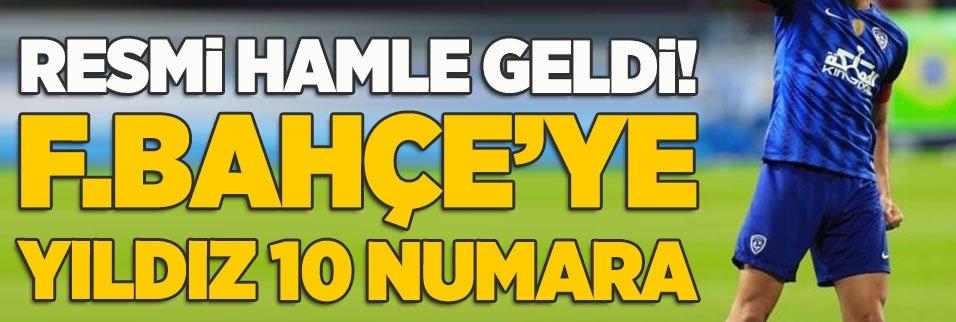 resmi hamle geldi fenerbahceye yildiz 10 numara 1597098578469 - Fenerbahçe Mesut Özil transferine artık çok yakın! Bedava...