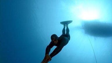 Milli sporcuların hedefi su altından rekorla çıkmak!