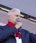 Başbakan Yıldırım'dan G.Saray açıklaması