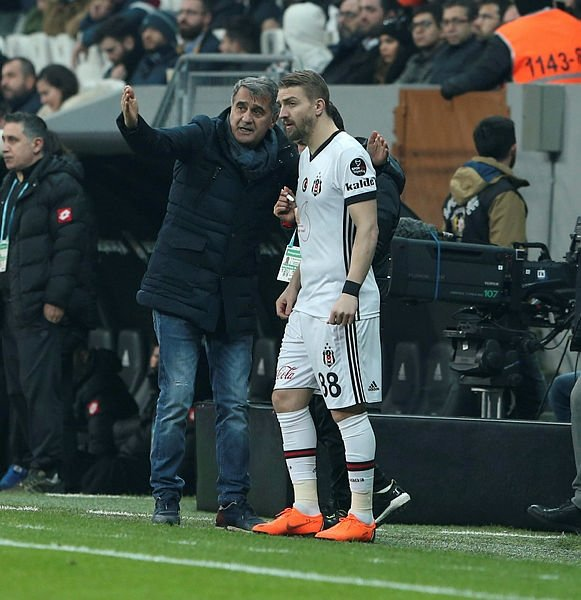Beşiktaşta o isme ceza yolda!..