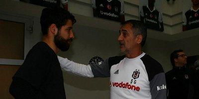 Olcay Şahan'dan Beşiktaş'a: İnşallah şampiyon olursunuz