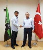 Denizlispor Reha Enginer ile anlaştı