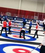 Curling Milli Takımı yurda döndü