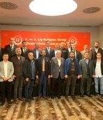 Alt Lig Kulüpler Birliği'nde yeni başkan Volkan Can