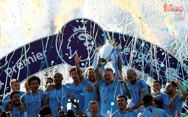Manchester City tarihe geçti! 1 milyar Euro'dan fazla...