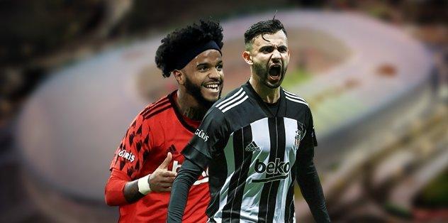Son dakika spor haberleri: Rachid Ghezzal ve Valentin Rosier'den flaş sözler! Beşiktaş'ta kalacaklar mı?