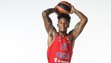 THY EuroLeague'de haftanın MVP'si Clyburn