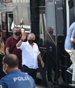 Galatasaray kafilesi Alanya'da!