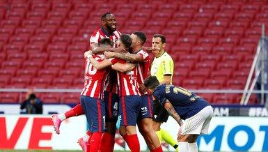 Atletico Madrid Osasuna 2-1 (MAÇ SONUCU - ÖZET)