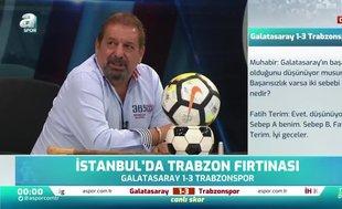 Erman Toroğlu: Fatih Terim seneye Galatasaray'ın başında olmayabilir