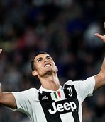 Ronaldo'ya bir maç ceza.