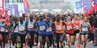 Vodafone İstanbul Yarı Maratonu'na doğru