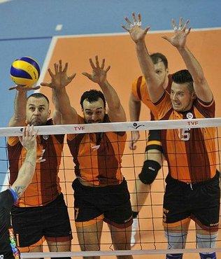 Galatasaray'dan rahat galibiyet