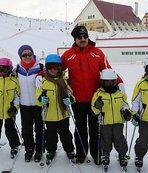 Yıldız Dağı'nda olimpik sporcular yetiştirilecek