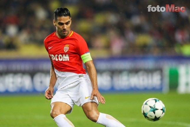 Leonardo Jardim'den Falcao açıklaması! Ben Yedder...