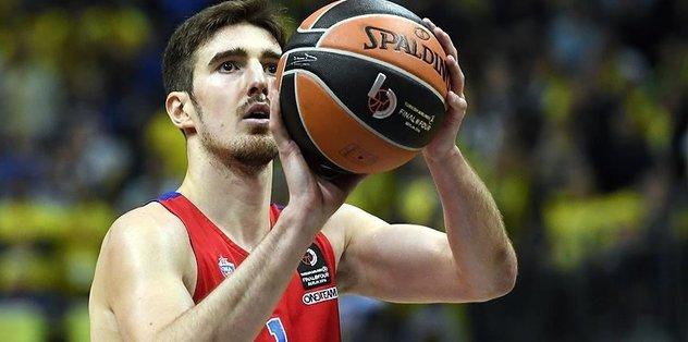 French basketball star De Colo leaves CSKA Moscow
