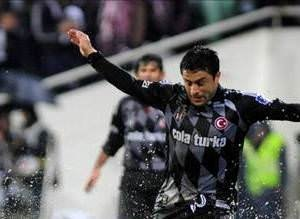 Beşiktaş - Bursaspor (TSL 17. hafta)