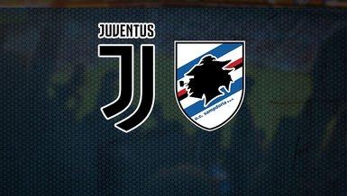 Juventus - Sampdoria maçı ne zaman saat kaçta hangi kanalda canlı yayınlanacak?