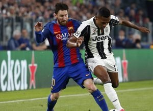 Juventus Barçaladı