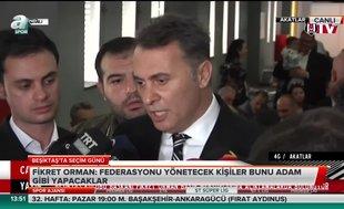 """Orman: """"Hakem Galatasaray yöneticisi olsa öyle yönetmezdi"""""""