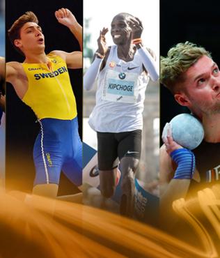 """""""Yılın Erkek Atleti"""" ödülünün finalistleri belli oldu"""