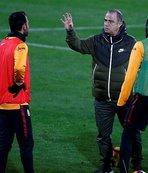 Galatasaray Belek'te çalışmalarını sürdürdü