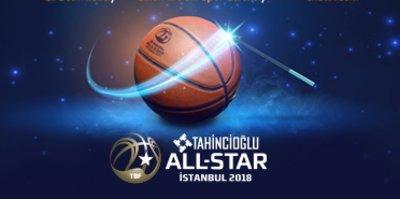 Basketbolda All-Star 2018, 21 Ocak'ta yapılacak