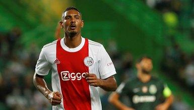 Son dakika spor haberi: Ajax'lı Sebastien Haller Marco van Basten'in ardından bir ilki gerçekleştirdi