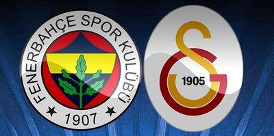 Fenerbahçe - Galatasaray | CANLI
