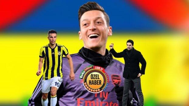 Fenerbahçe'nin Mesut Özil transferi için konuştu! Avrupa Ligi kupası... #
