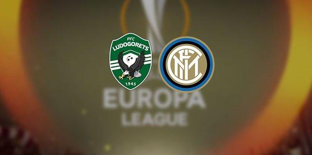 Ludogorets Inter UEFA Avrupa Ligi maçı ne zaman, saat kaçta ve hangi kanalda canlı yayınlanacak?