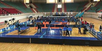 Avrupa Masa Tenisi Şampiyonası Belarus'ta