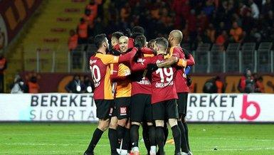 Kasımpaşa 0-3 Galatasaray | MAÇ SONUCU