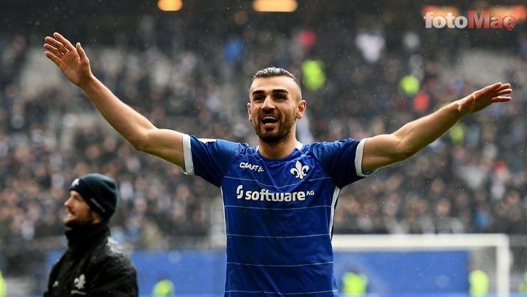 Son dakika spor haberi: Beşiktaş'ta şampiyonluk tamam sıra transferde! İşte masadaki golcü...