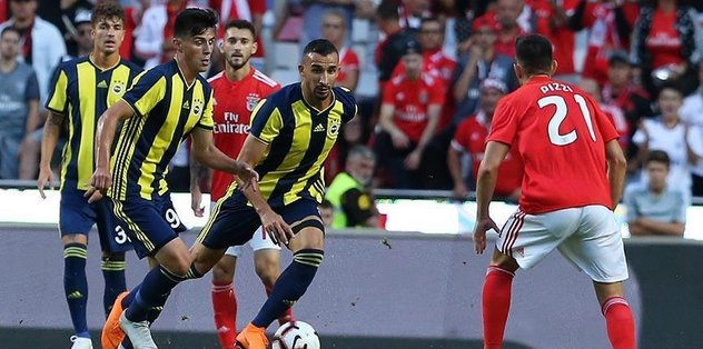 Benfica beat F.Bahce 1-0 in CL qualifier