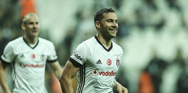 Beşiktaş oyuncu satışında dört sezonda 79,8 milyon euro kazandı
