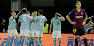 Celta Vigo 2-0 Barcelona