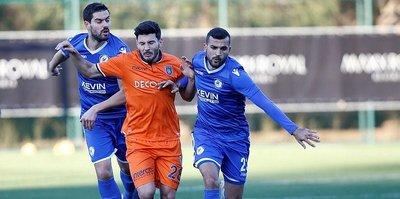 Mededipol Başakşehir, Kukesi'yi 2-1 yendi