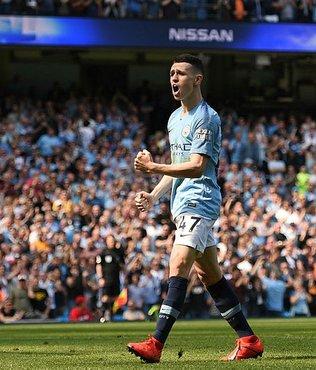 Manchester City Tottenham'dan rövanşı aldı: 1-0 MAÇ ÖZETİ