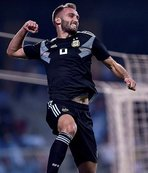 Arjantin, hazırlık maçında Irak'ı farklı mağlup etti