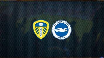 Leeds United - Brighton maçı saat kaçta ve hangi kanalda?