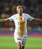 Feghouli'den müthiş gol! 90'a attı! | İZLEYİN