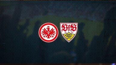 Eintracht Frankfurt - Stuttgart maçı ne zaman, saat kaçta ve hangi kanalda canlı yayınlanacak? | Almanya Bundesliga