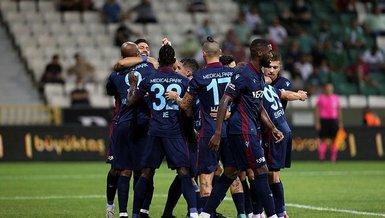 Giresunspor - Trabzonspor: 0-1 (MAÇ SONUCU - ÖZET)