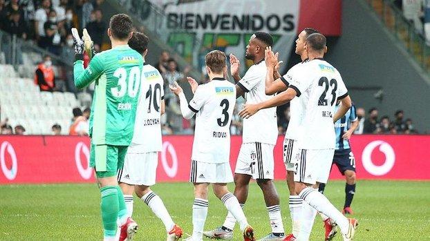Beşiktaş belli isimler oyundayken gol yiyor
